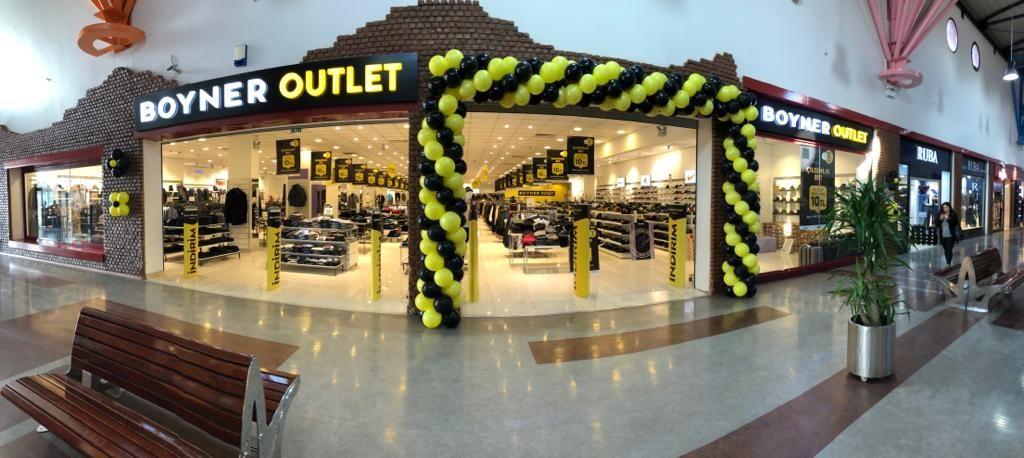 Boyner Outlet Mağazaları