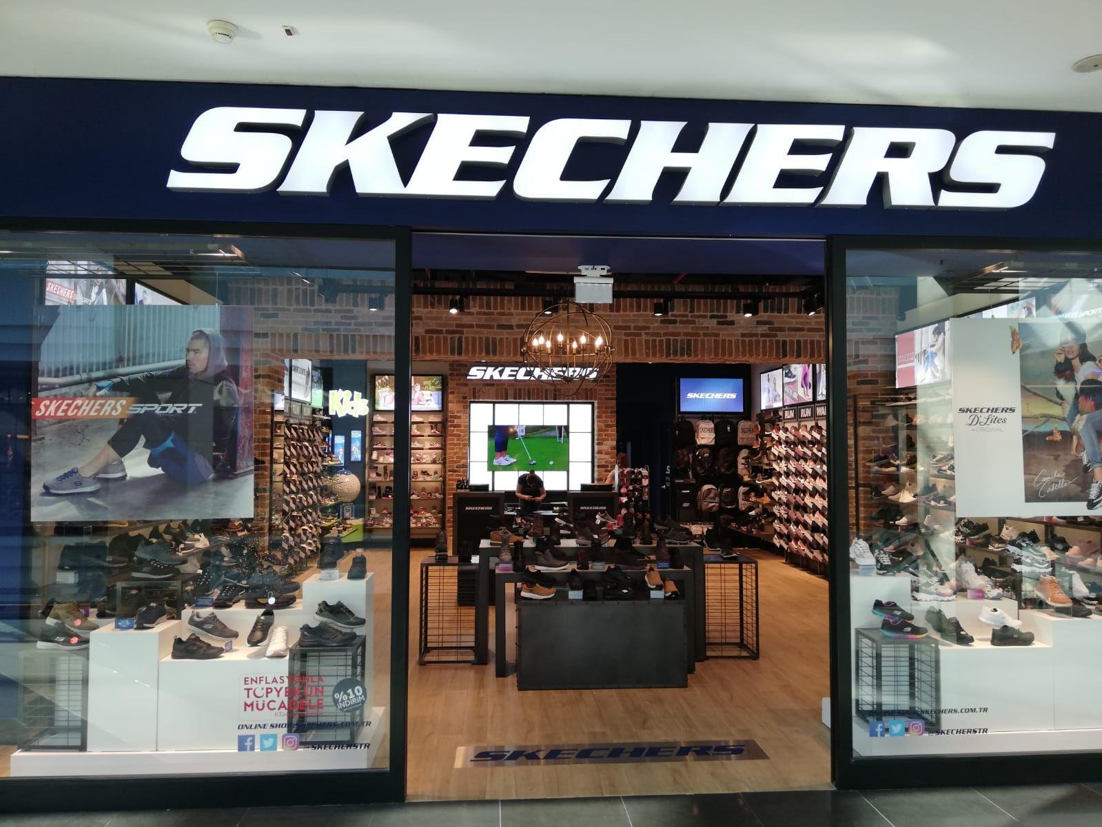 Skechers Mağazaları